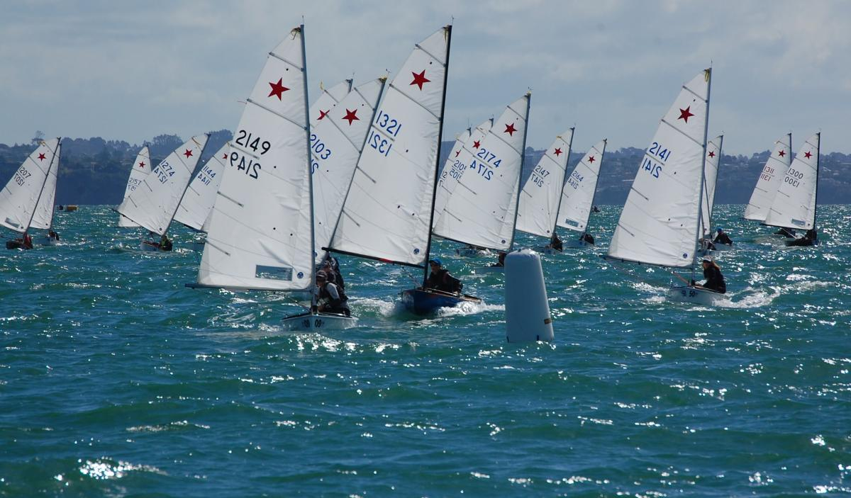 Herbert snatches Starling national title in dramatic finish | Yachting New  Zealand