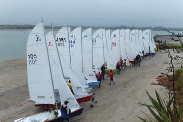 Jollyboat nationals 2012 fleet