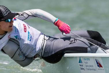 Fresh look to NZL Sailing Foundation Youth Team | Yachting