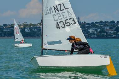 Kohimarama girls regatta