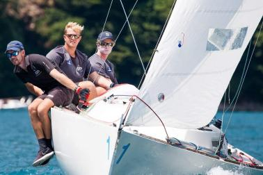 Knots Racing tie up another regatta win | Yachting New Zealand