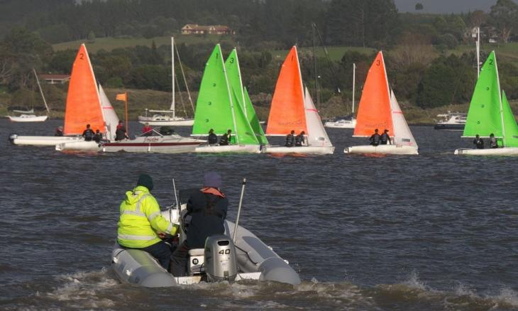Open teams racing nationals