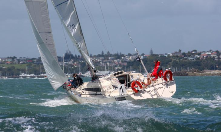 Round North Island Race