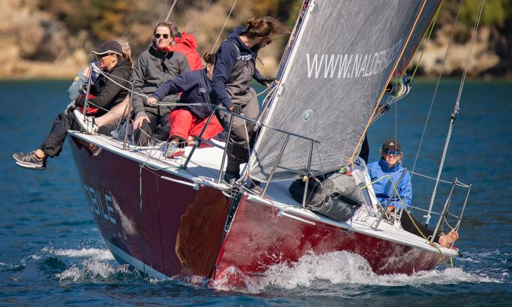 Waikawa Women's Keelboat Regatta