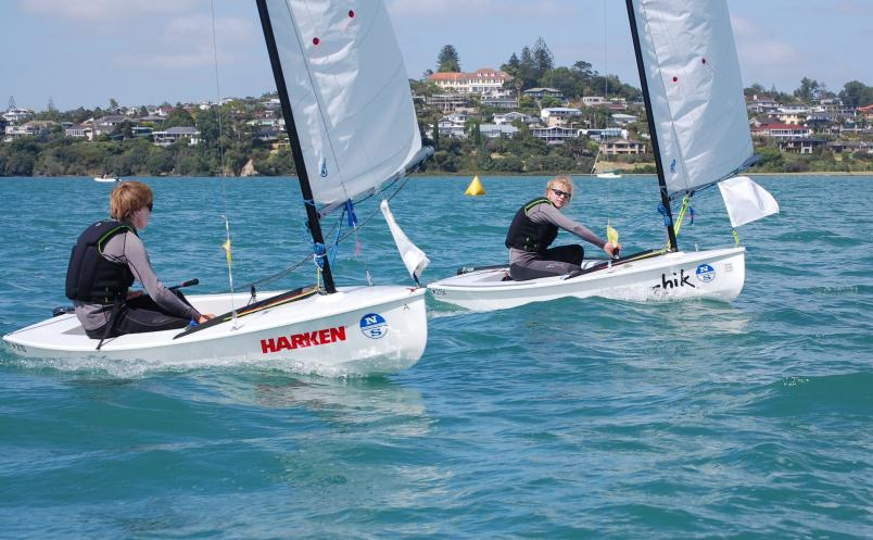 Starling match racing nationals