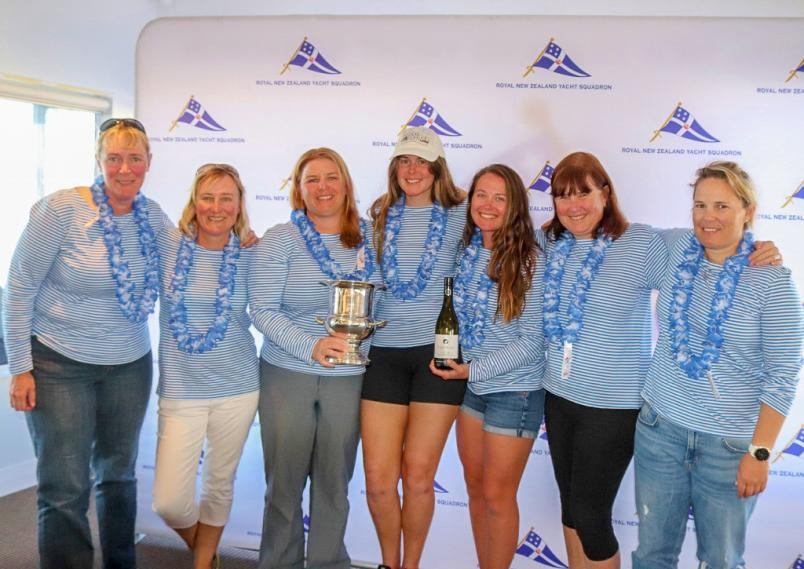women's keelboat nationals