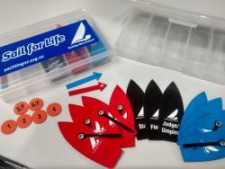 Image showing included items in kit