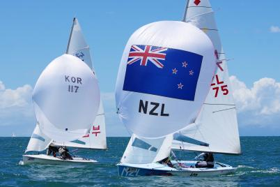 NZL Sailing Regatta