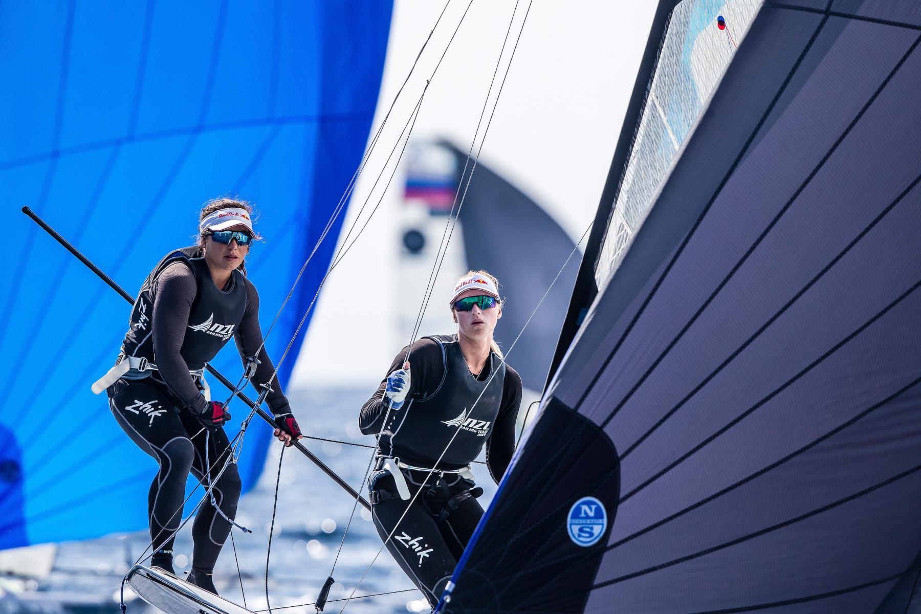 Kiwis sailors head to Genoa World Cup Series | Yachting New