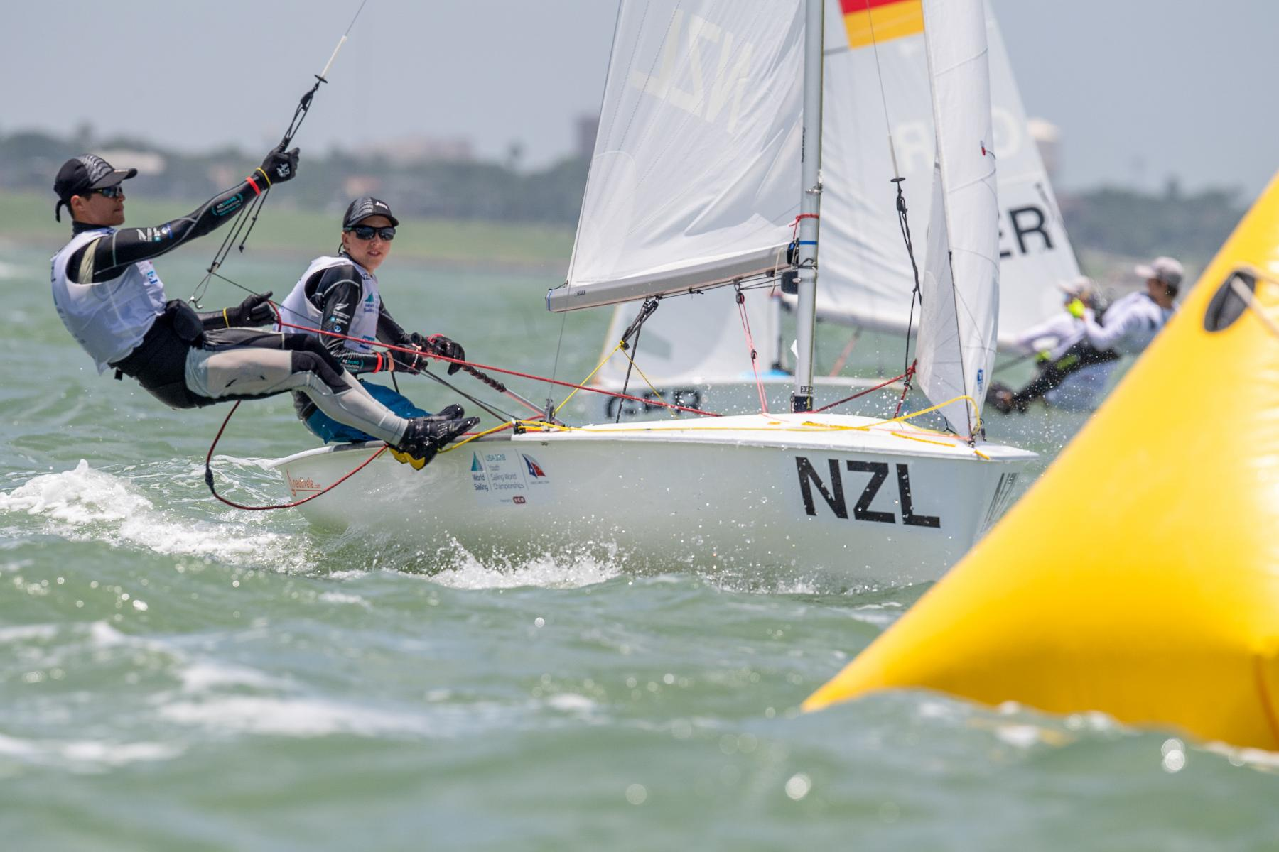 Top youngsters awarded youth scholarships | Yachting New Zealand