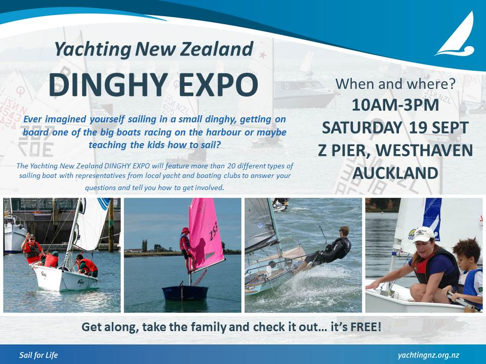 Free yachting new zealand dinghy expo in central auckland yachting for more information contact solutioingenieria Choice Image